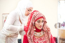 muslim wedding photographer london
