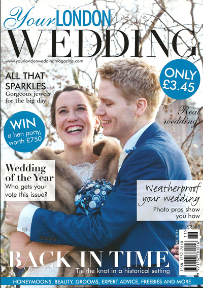 your-london-wedding-magazine-front-cover-nov-dec-2014